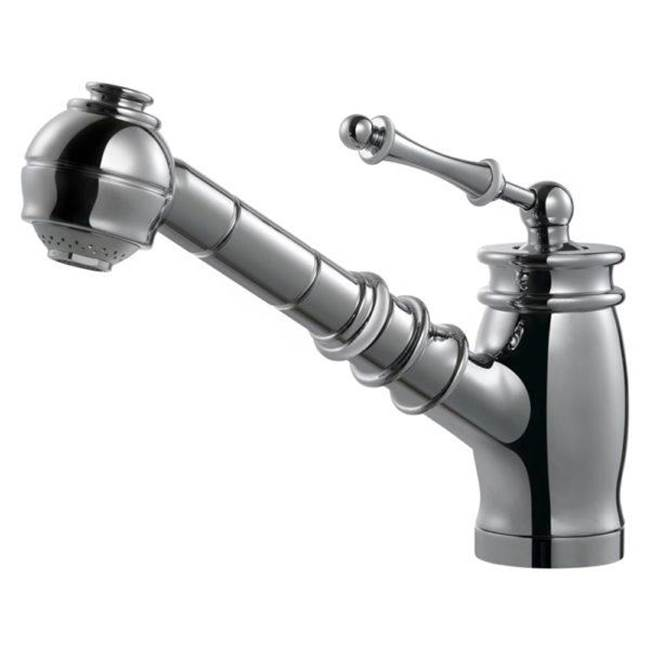Hamat Pull Out Faucet Kitchen Faucets item SHPO-2000-PC