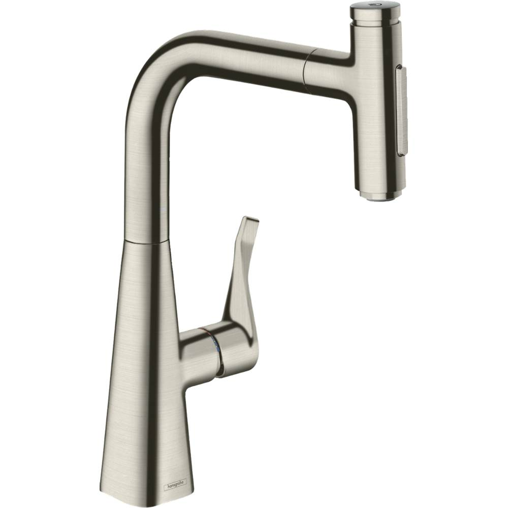 Hansgrohe Pull Down Bar Faucets Bar Sink Faucets item 73822801