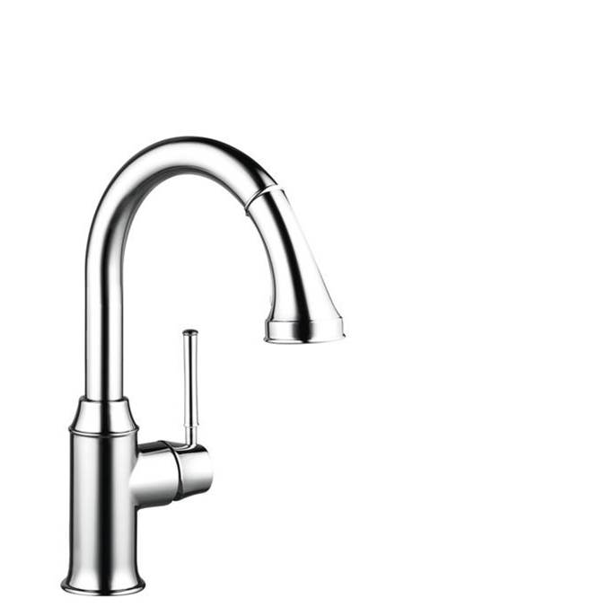 Hansgrohe Pull Down Bar Faucets Bar Sink Faucets item 04216000