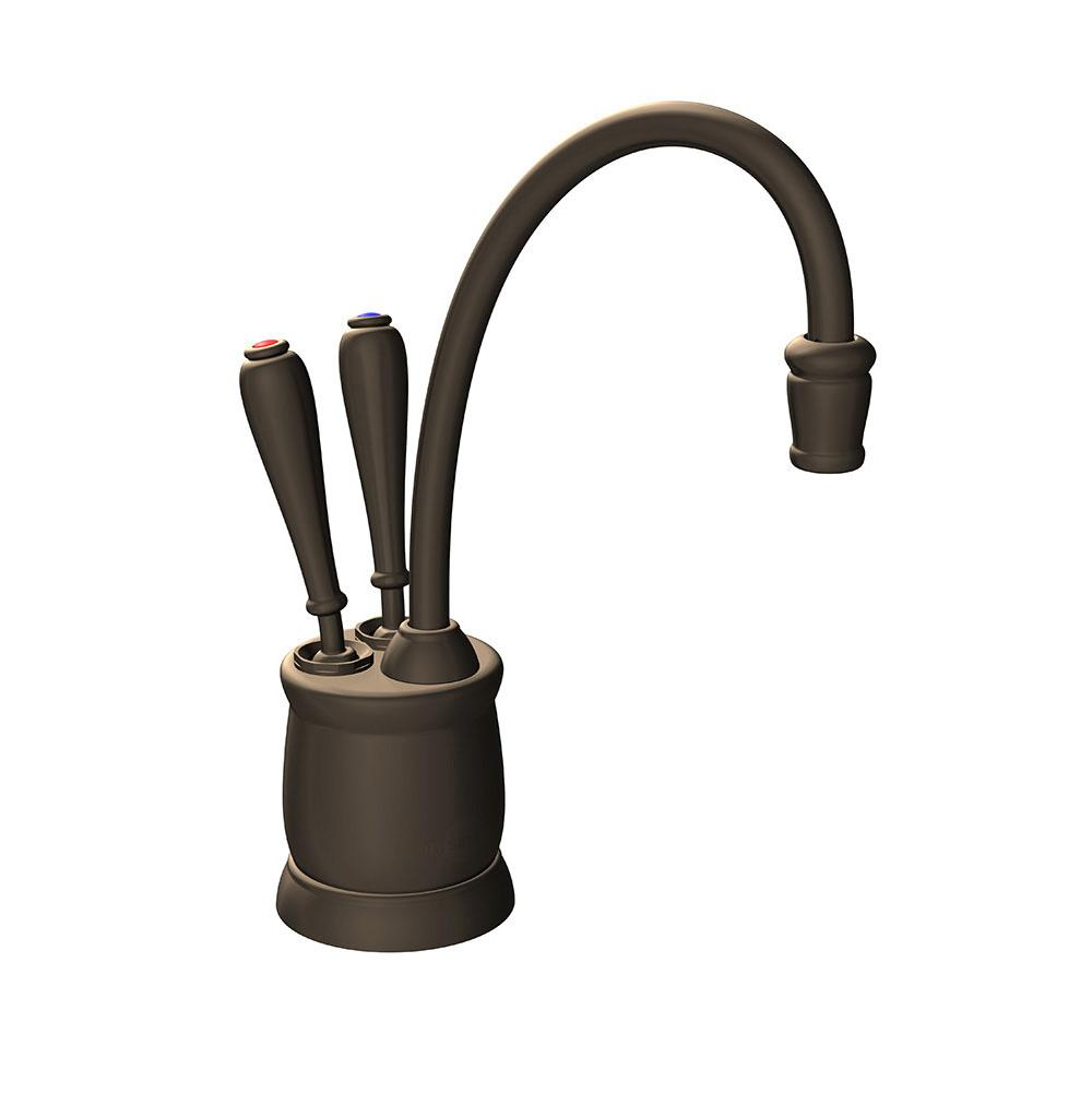Insinkerator Hot And Cold Water Faucets Water Dispensers item 44393E