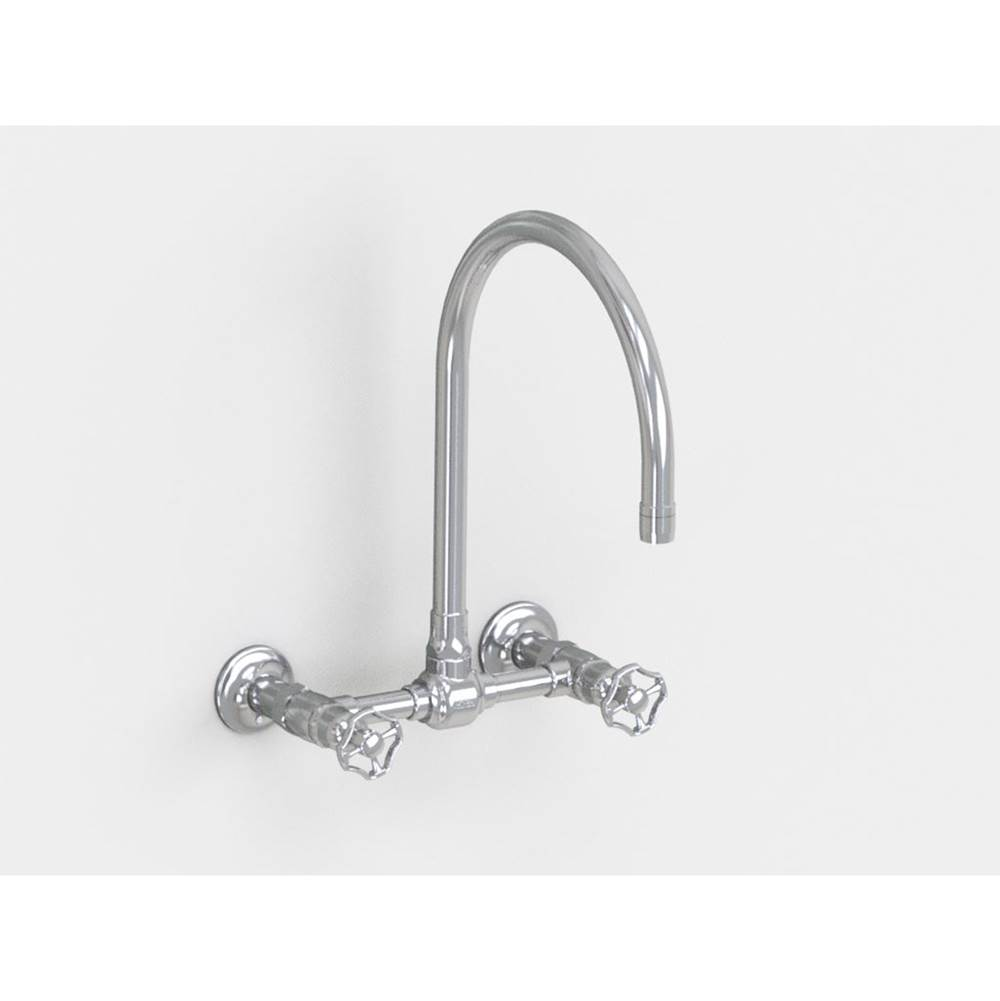 Jaclo Wall Mount Kitchen Faucets item 1011-X-BSS