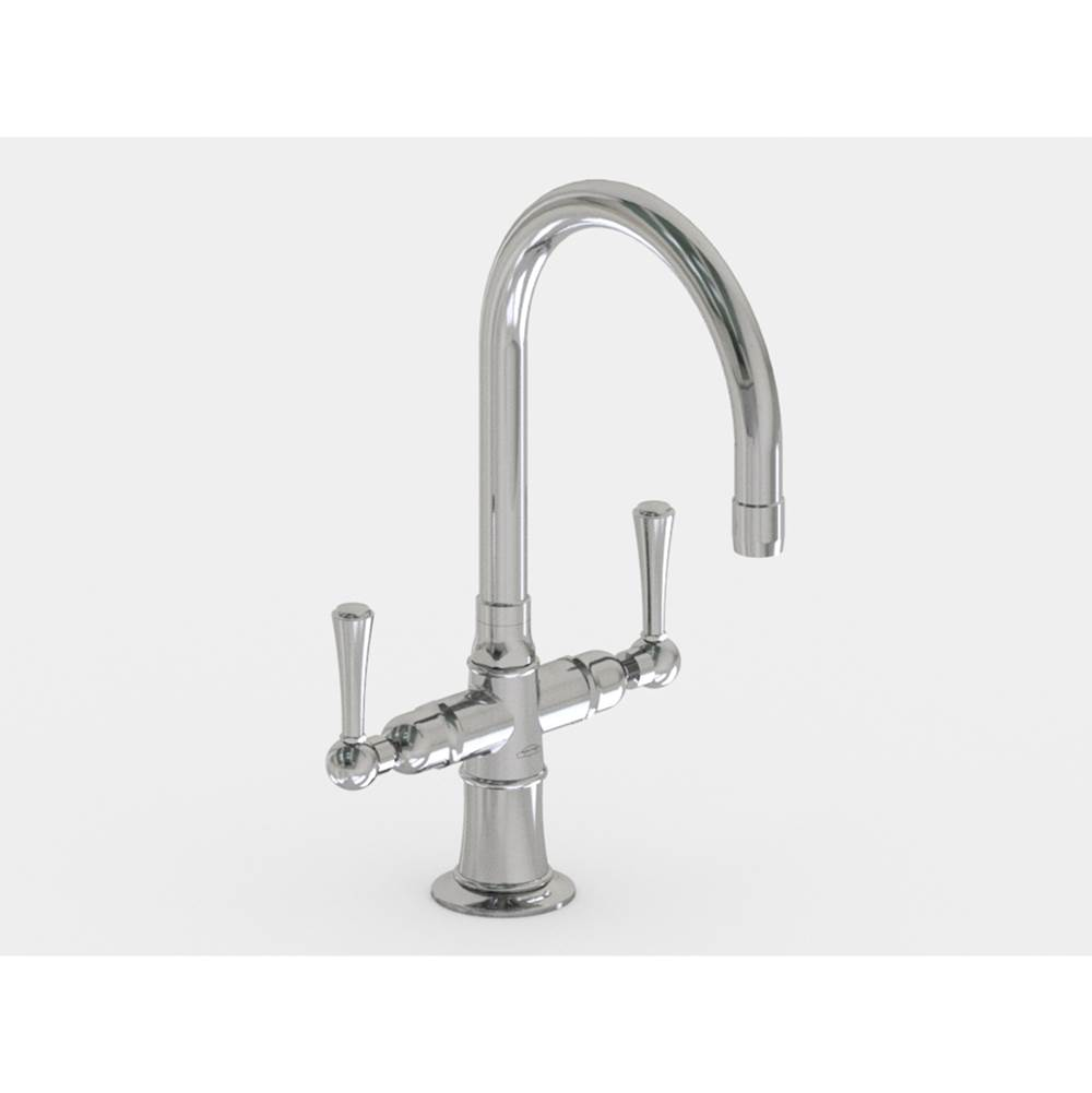 Jaclo Single Hole Kitchen Faucets item 1041-M-BSS