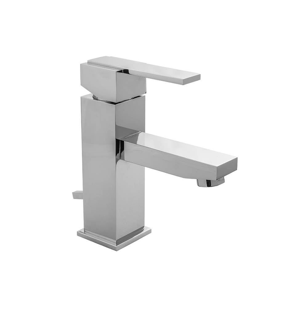 Jaclo Single Hole Bathroom Sink Faucets item 3377-ACU