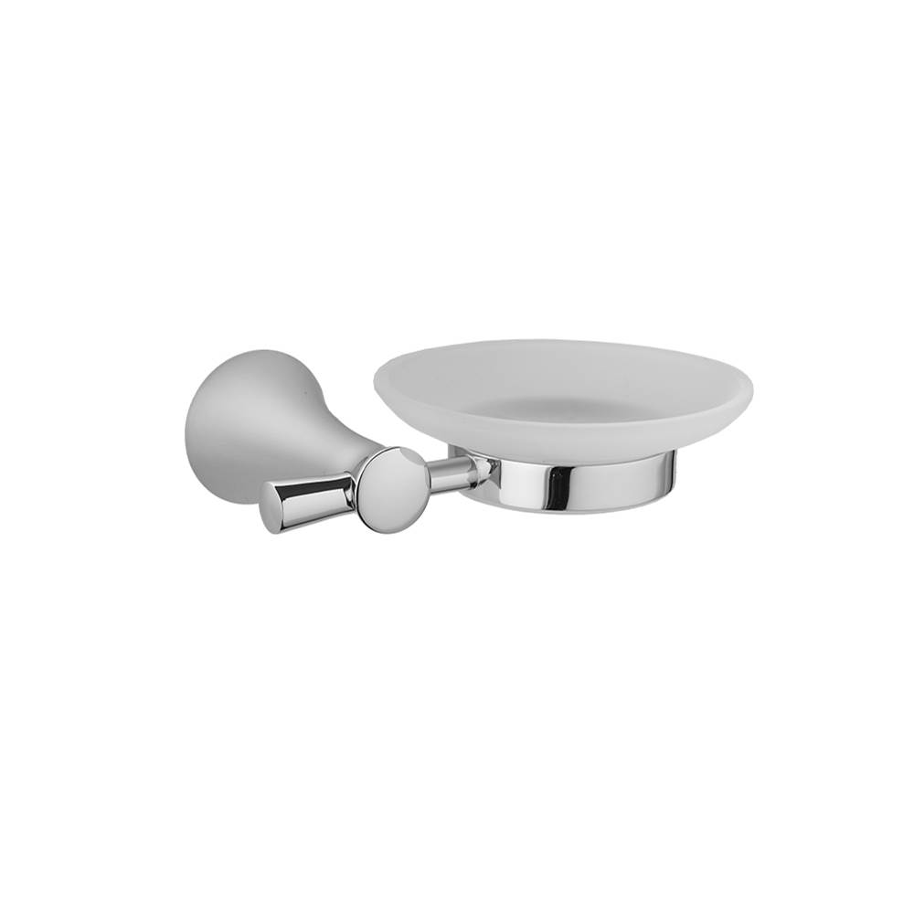 Jaclo Soap Dishes Bathroom Accessories item 4460-SD-WH