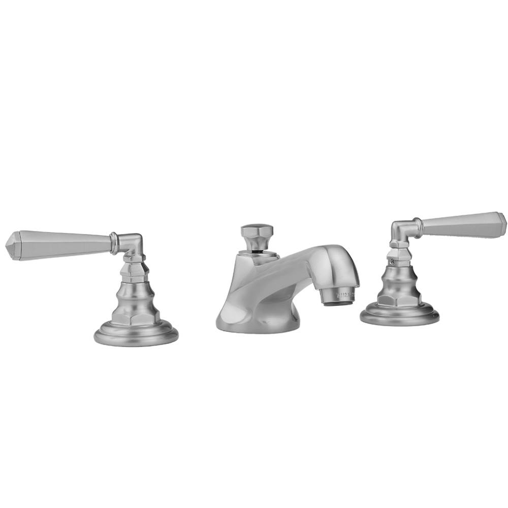Jaclo Widespread Bathroom Sink Faucets item 6870-T675-1.2-JG