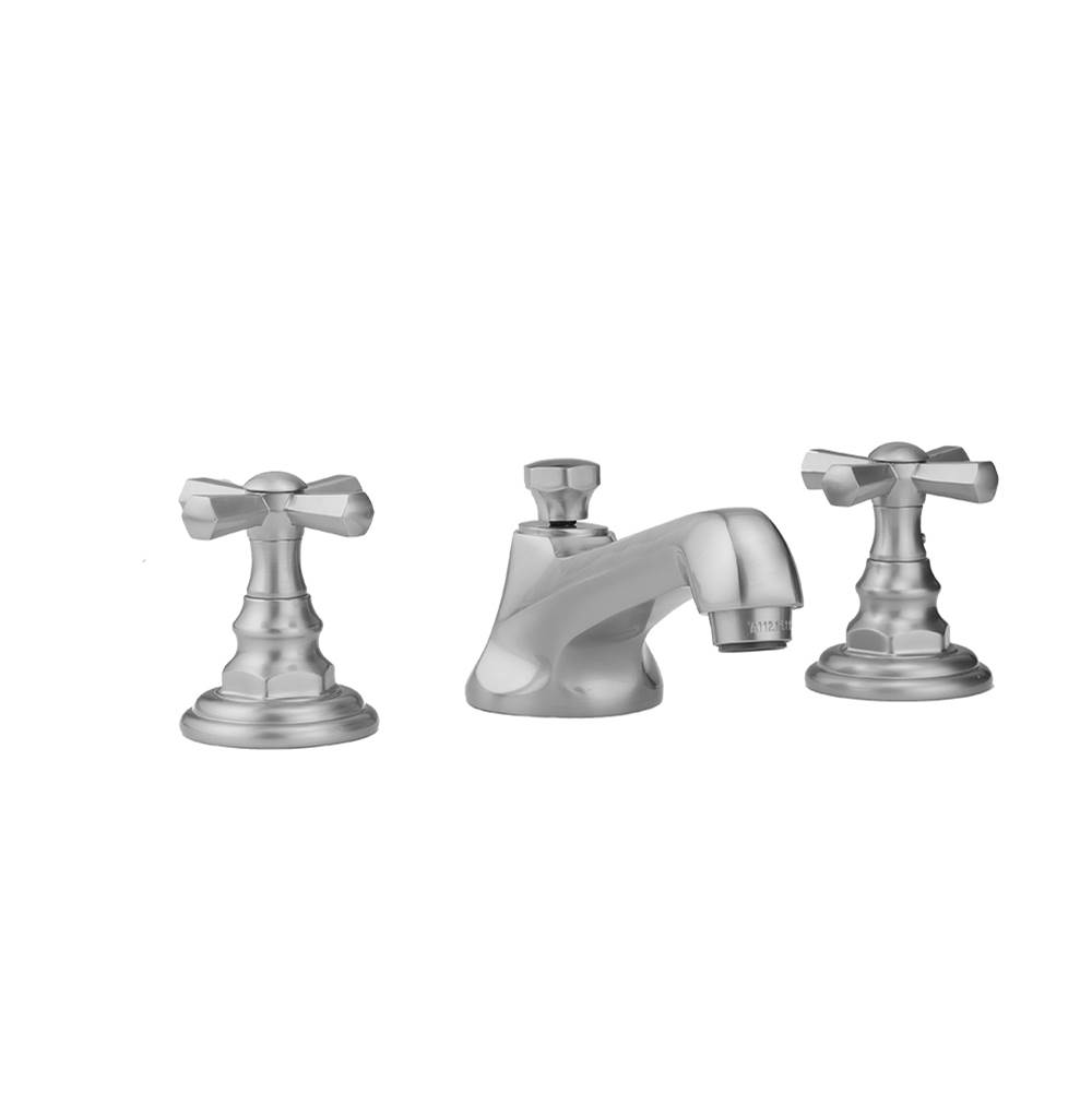 Jaclo Widespread Bathroom Sink Faucets item 6870-T676-0.5-EB