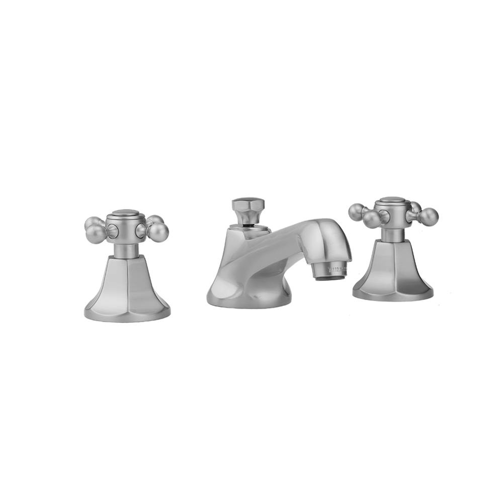 Jaclo Widespread Bathroom Sink Faucets item 6870-T688-836-PG