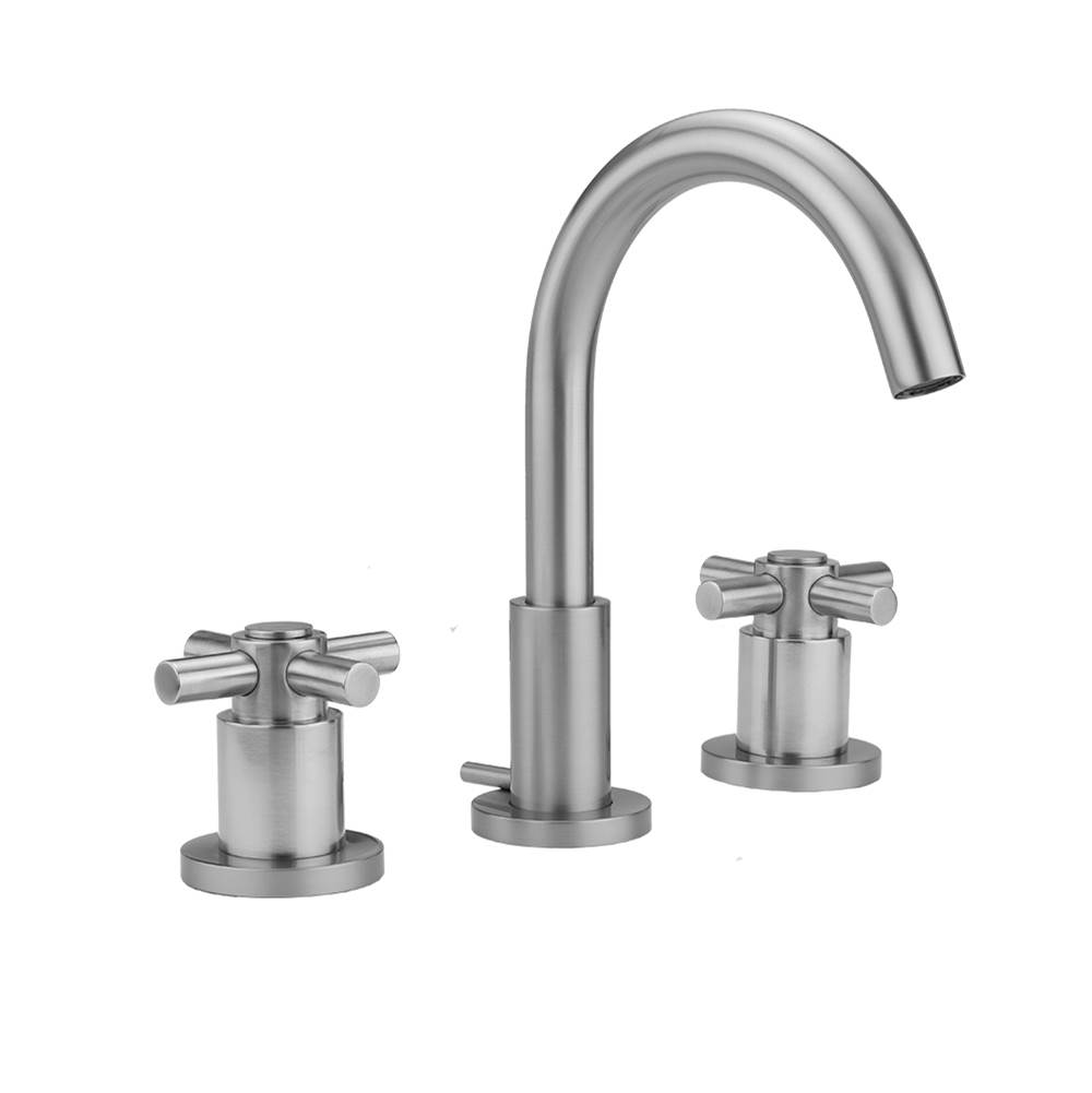 Jaclo Widespread Bathroom Sink Faucets item 8880-C-MBK