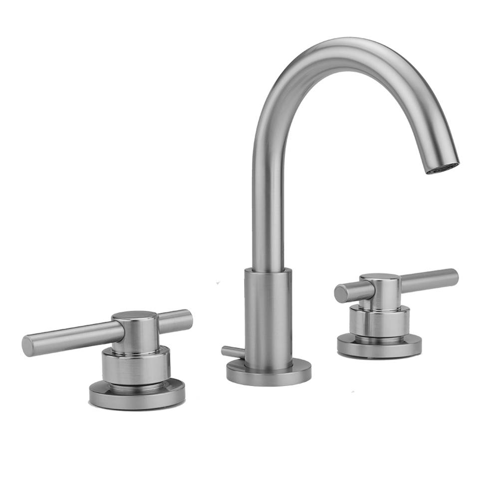 Jaclo Widespread Bathroom Sink Faucets item 8880-T638-0.5-WH
