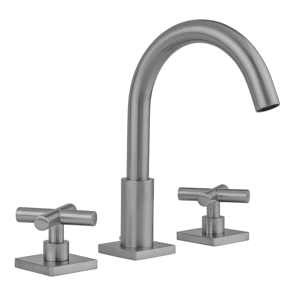 Jaclo Widespread Bathroom Sink Faucets item 8881-TSQ462-0.5-PCU