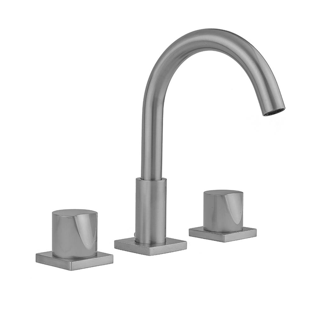 Jaclo Widespread Bathroom Sink Faucets item 8881-TSQ672-PCU