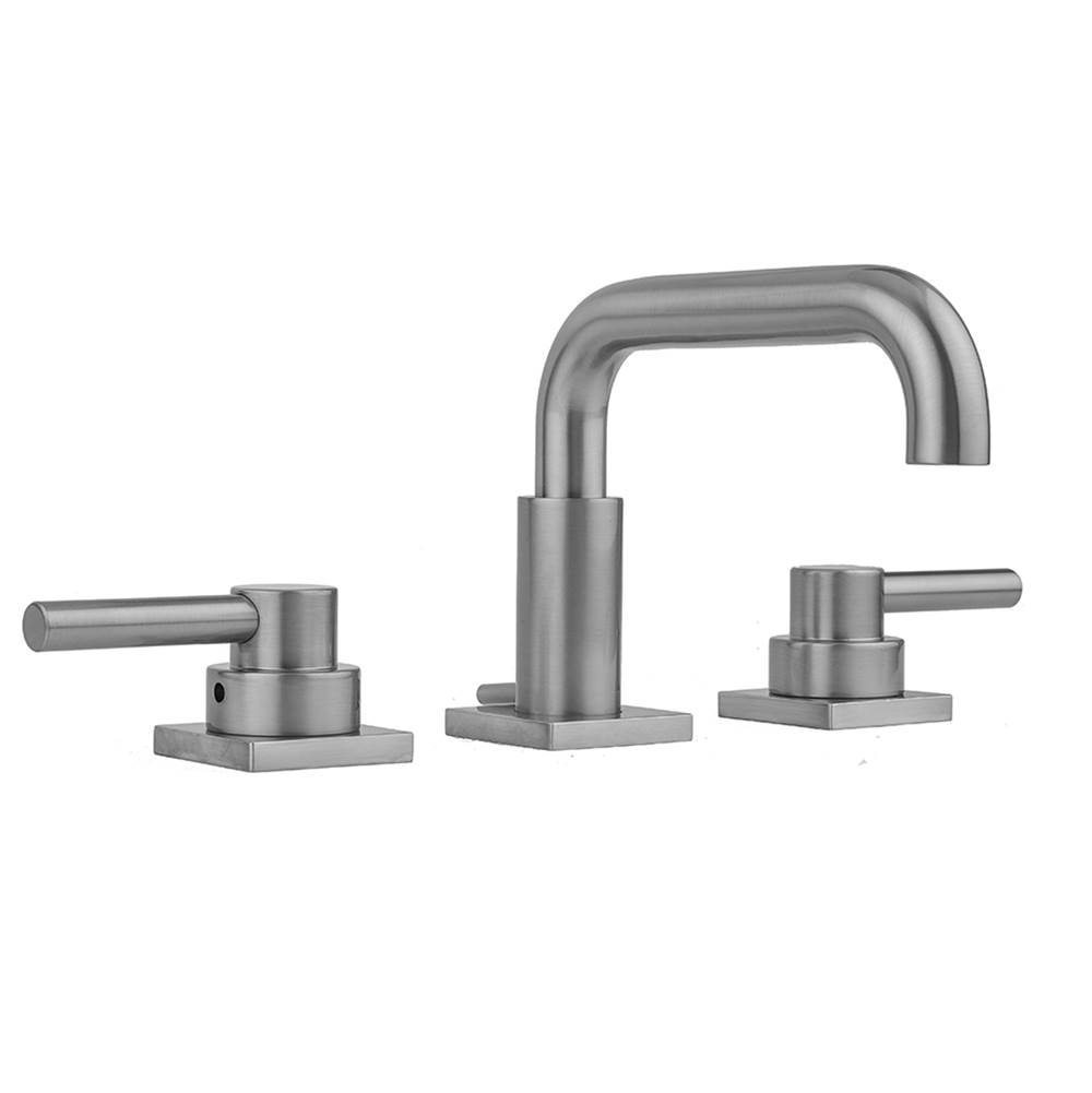 Jaclo Widespread Bathroom Sink Faucets item 8883-TSQ632-1.2-PCU