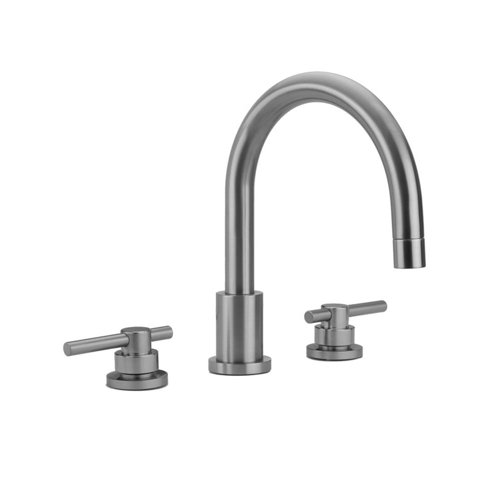 Jaclo Widespread Bathroom Sink Faucets item 9980-T638-TRIM-SG