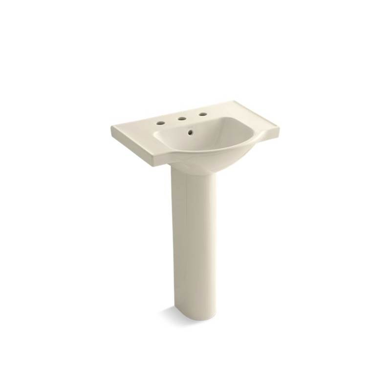 Kohler Complete Pedestal Bathroom Sinks item 5266-8-47