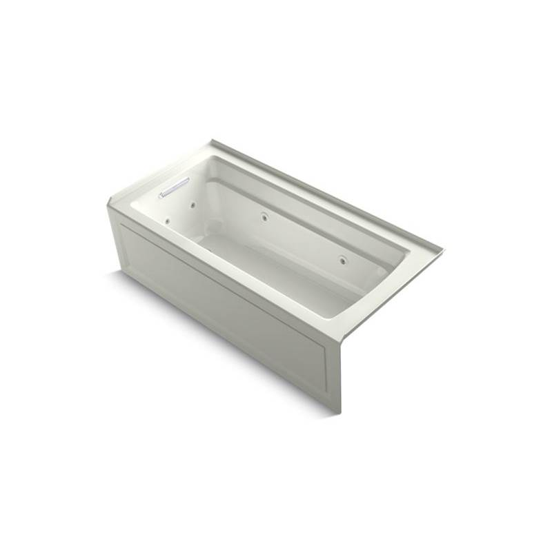 Kohler Three Wall Alcove Whirlpool Bathtubs item 1949-HLA-NY