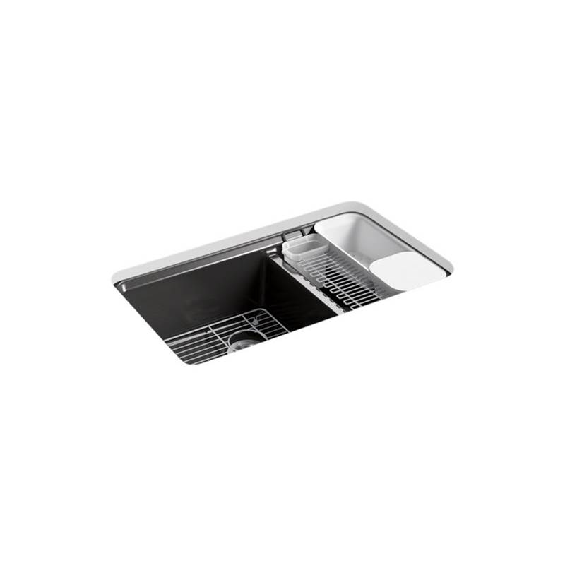 Kohler Undermount Kitchen Sinks item 8669-5UA3-7