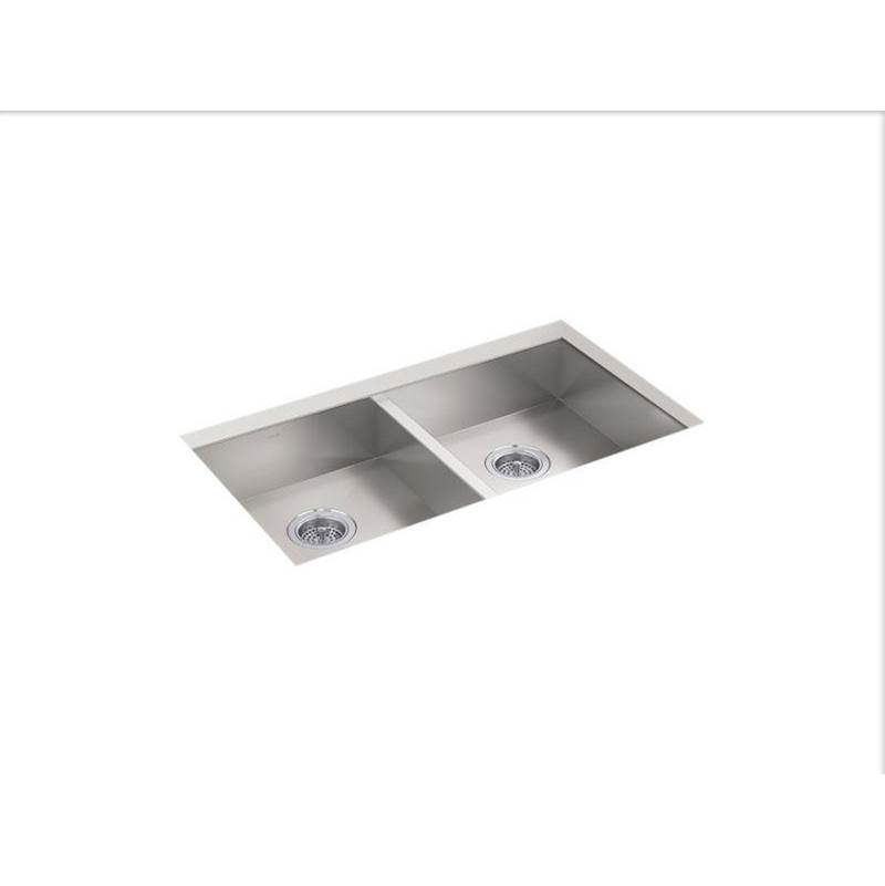 Kohler Undermount Kitchen Sinks item 25940-NA