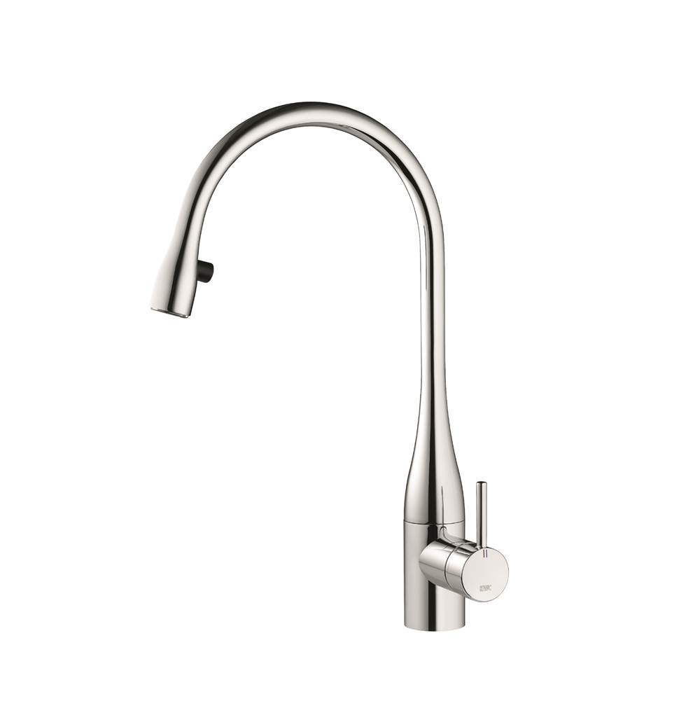 KWC Single Hole Kitchen Faucets item 10.121.103.000