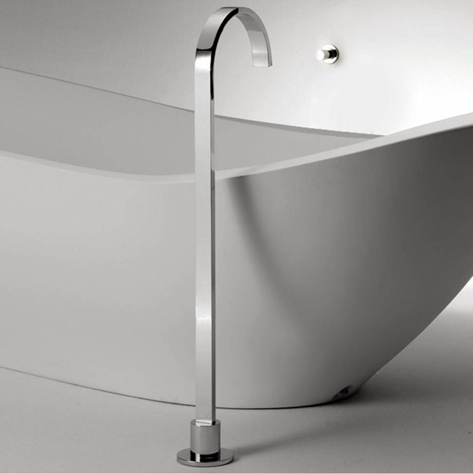 Lacava Floor Mounted Tub Spouts item 12329-CR
