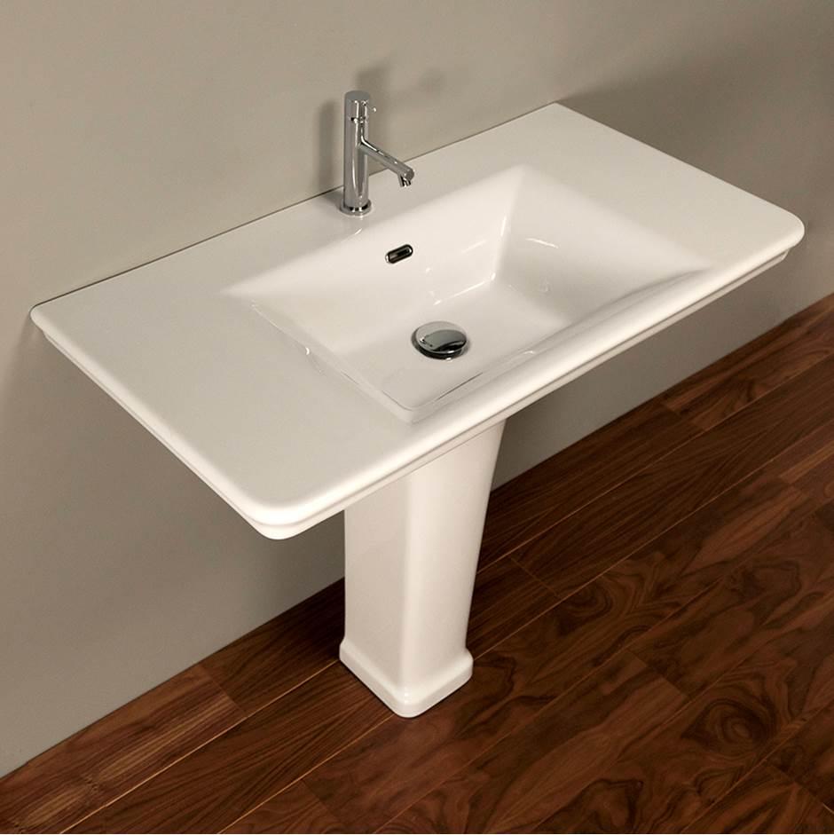 Sinks Pedestal Bathroom Sinks | Fixtures, Etc. - Salem-NH