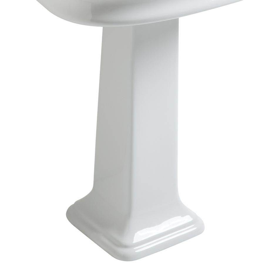 Lacava Pedestal Only Pedestal Bathroom Sinks item H250-001