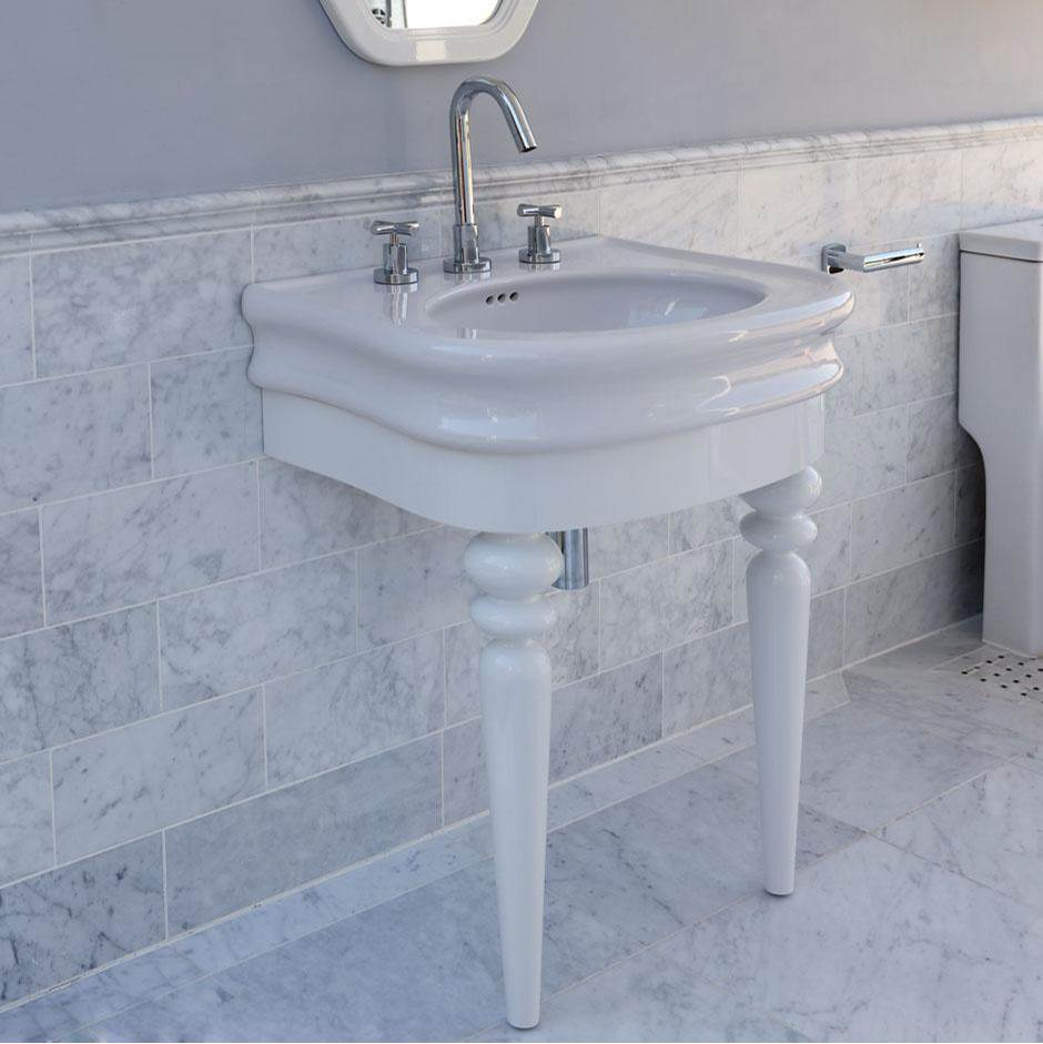 Lacava Consoles Only Lavatory Consoles item LIR-F-28A-27