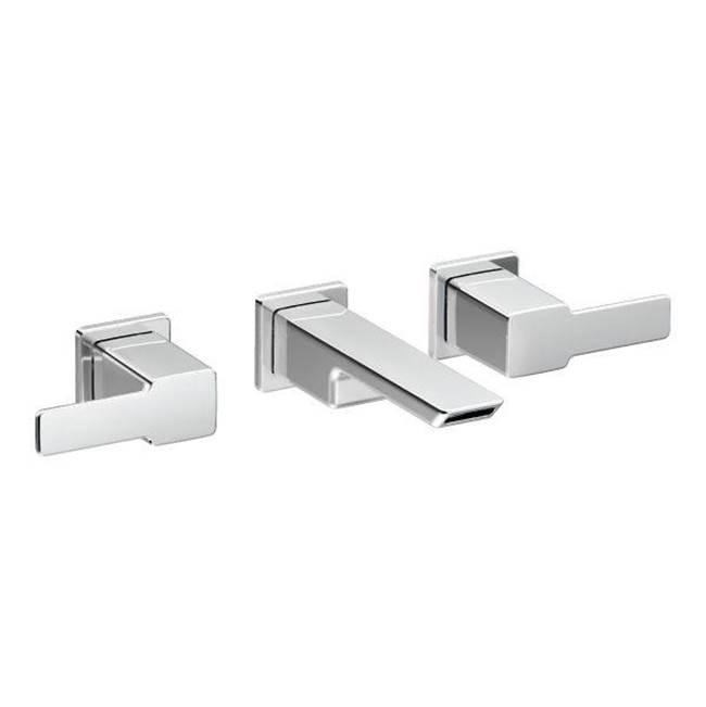 Moen Faucets Bathroom Sink Faucets Wall Mounted | Fixtures, Etc ...