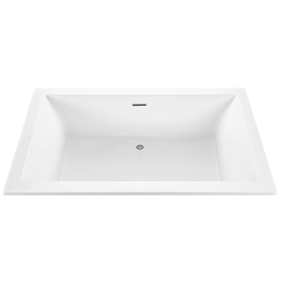 MTI Baths Drop In Air Whirlpool Combo item AEAP108-WH-DI