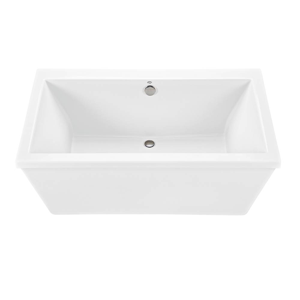 MTI Baths Free Standing Air Bathtubs item AE120-BI