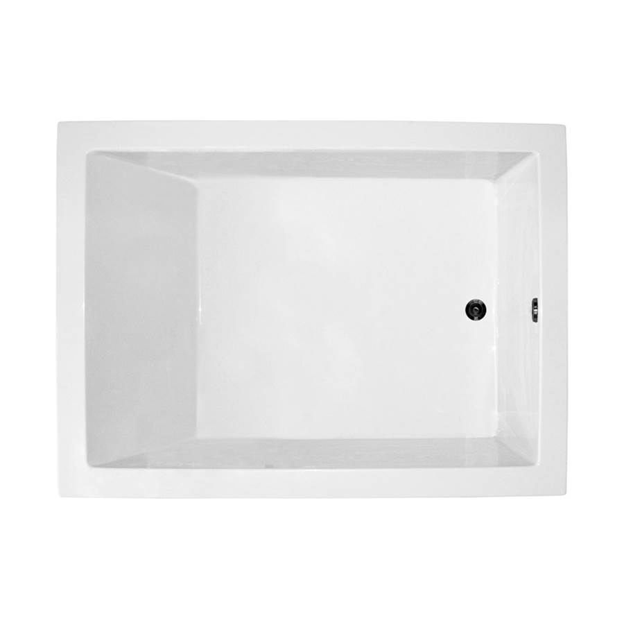 MTI Baths Undermount Air Whirlpool Combo item AW188-WH-UM