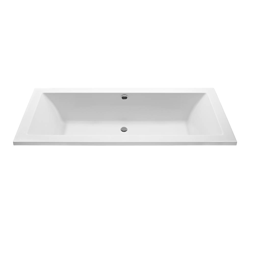 MTI Baths Undermount Whirlpool Bathtubs item P229-WH-UM