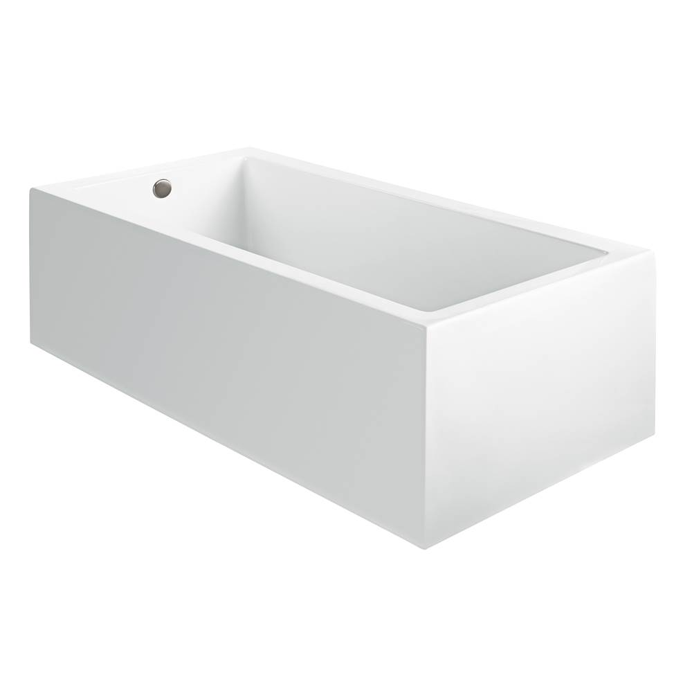 MTI Baths Free Standing Air Bathtubs item AST93ASCULPT4