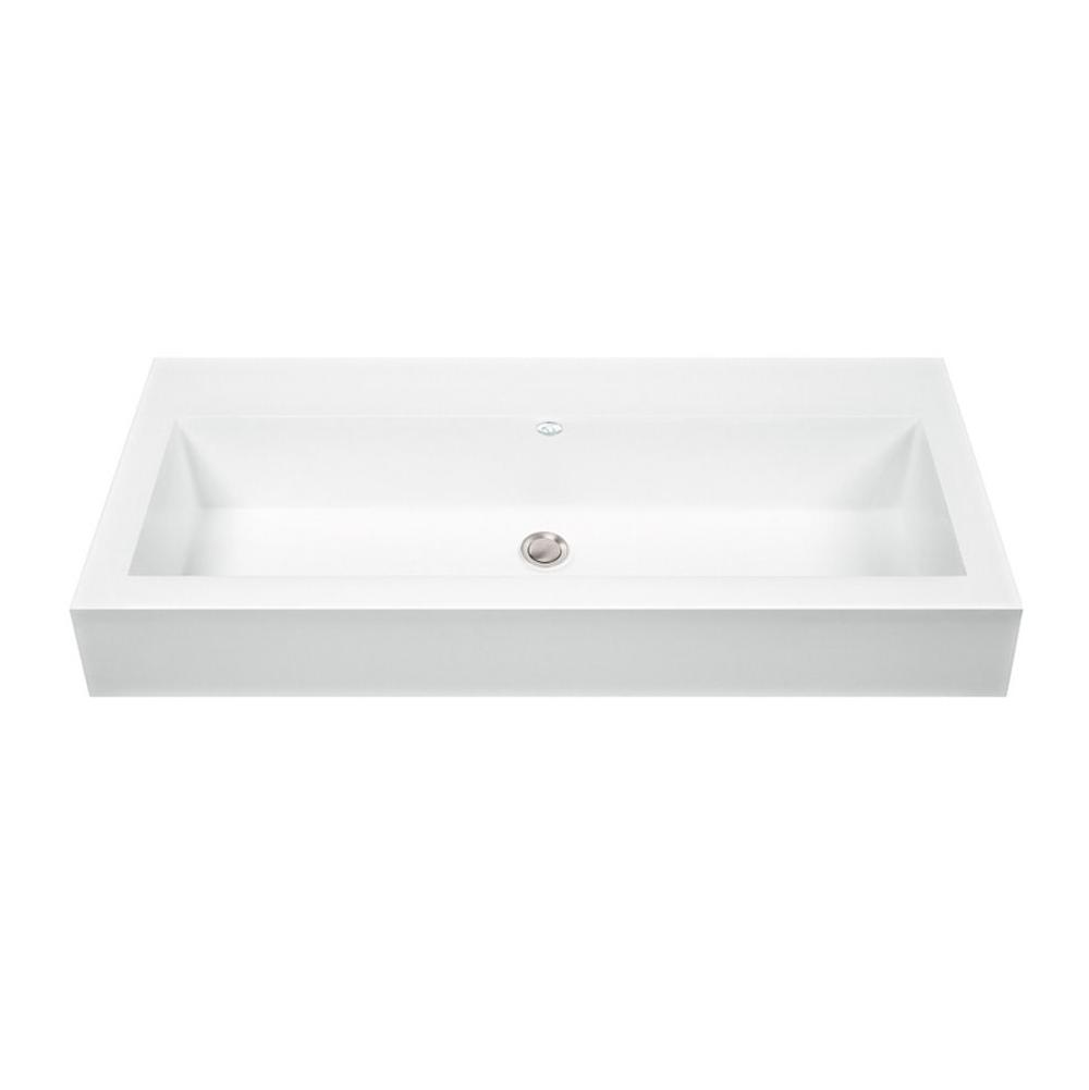 MTI Baths Vanity Tops Vanities item MTCS701-WH-MT