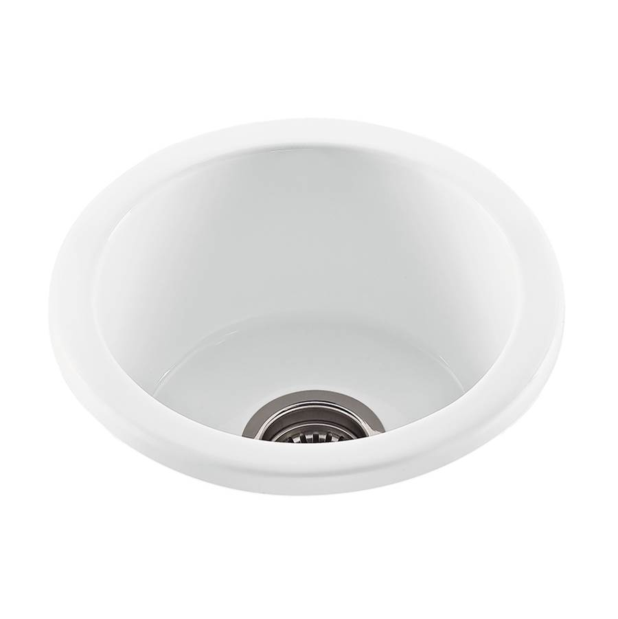 MTI Baths Drop In Laundry And Utility Sinks item MTPS108-WH