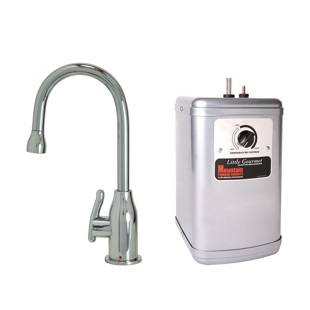 Mountain Plumbing Hot Water Faucets Water Dispensers item MT1800DIY-NL/PVDBRN