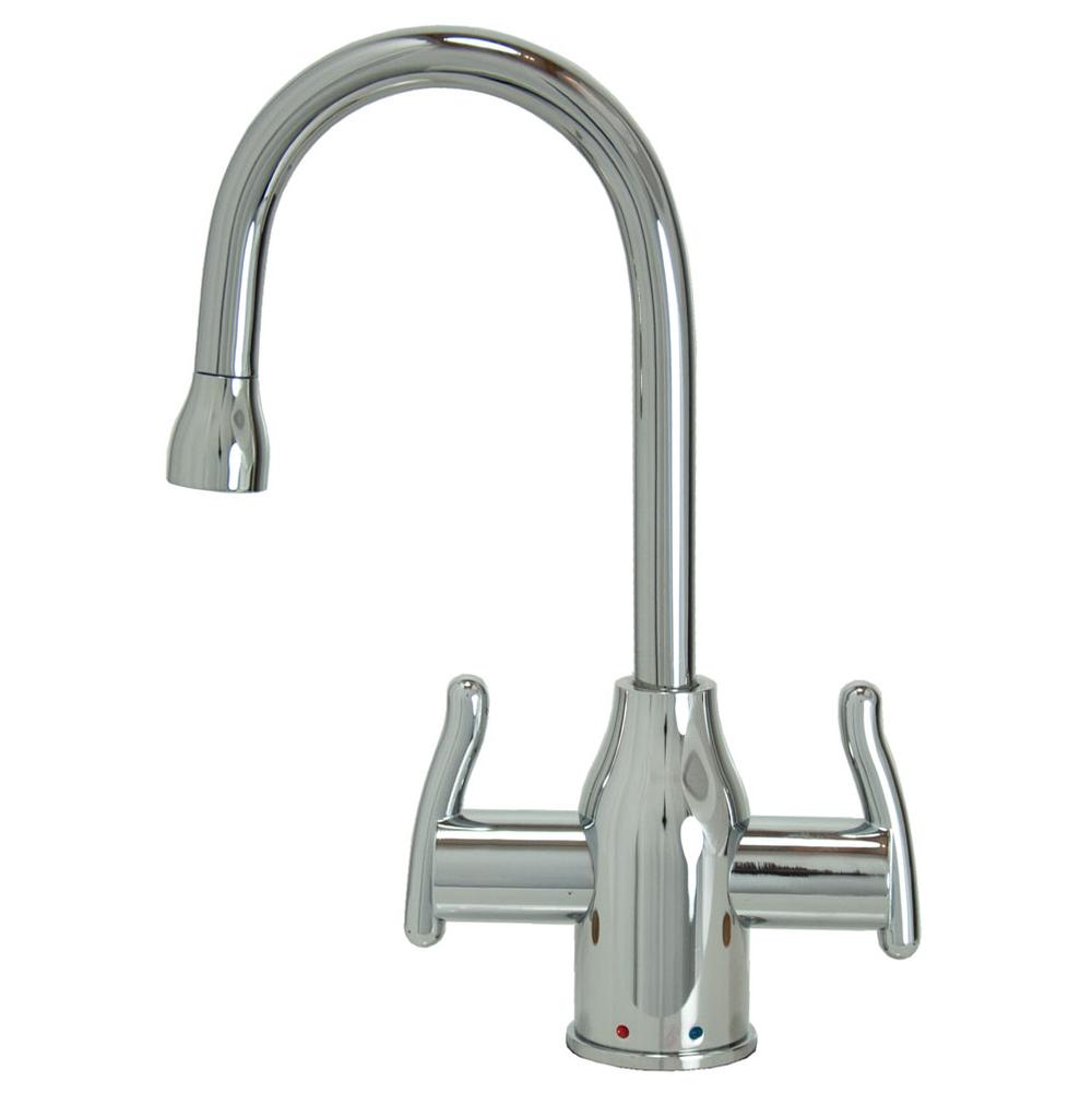Mountain Plumbing Hot And Cold Water Faucets Water Dispensers item MT1801-NL/PVDPN