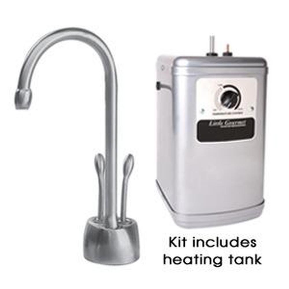 Mountain Plumbing Hot And Cold Water Water Dispensers item MT650DIY-NL/BRS
