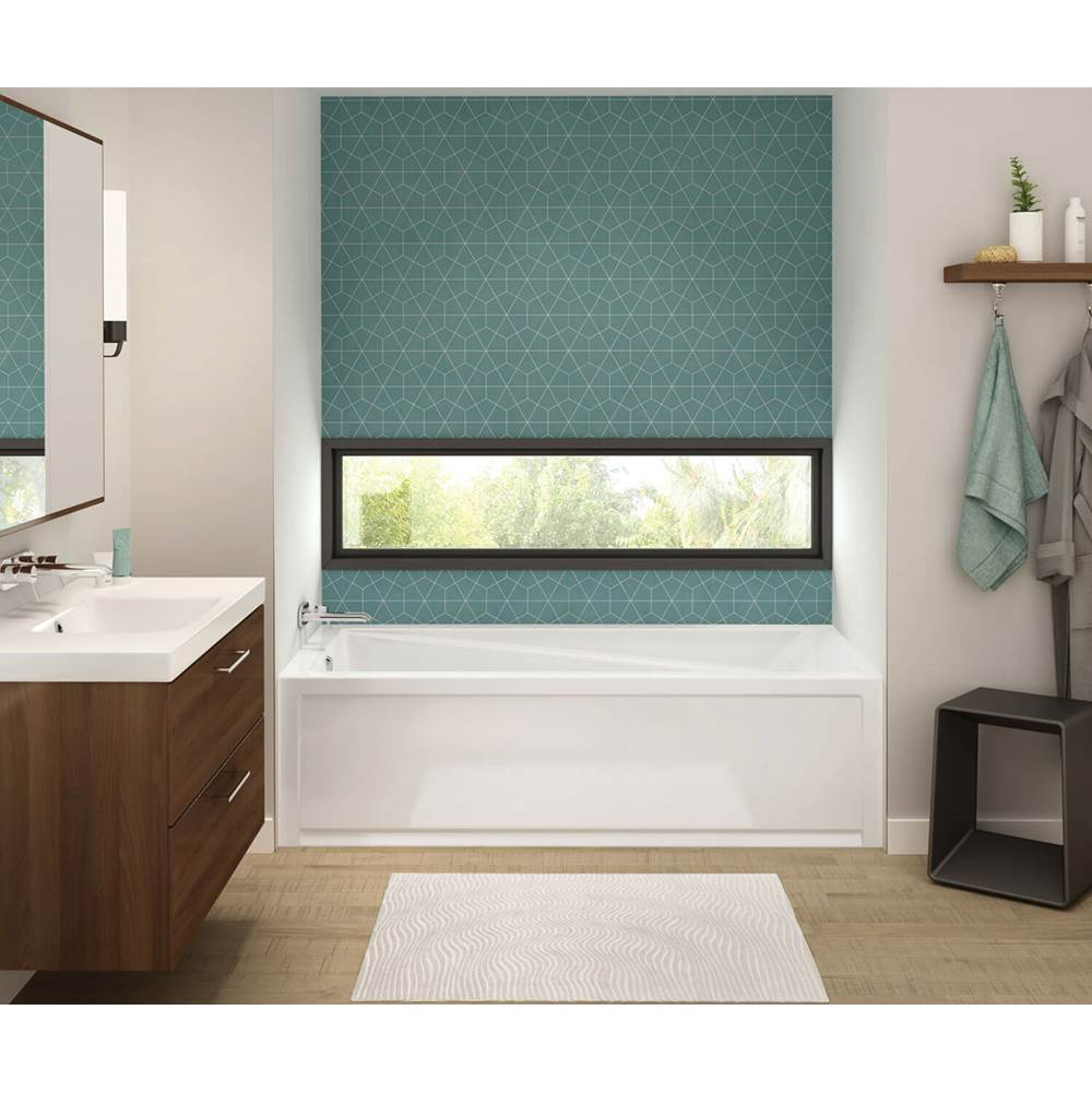 Maax Three Wall Alcove Whirlpool Bathtubs item 106187-L-003-001
