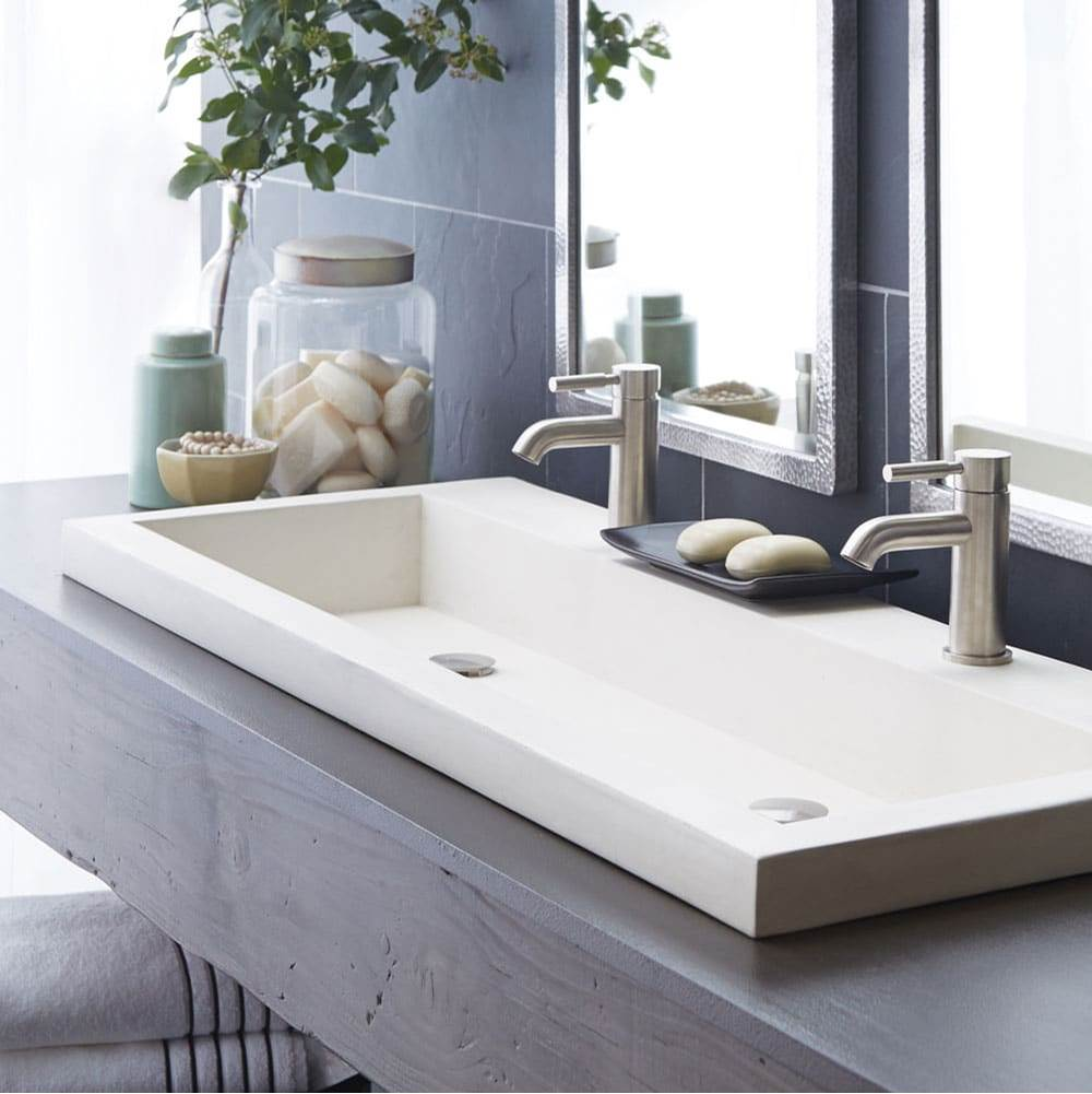 Native Trails Drop In Bathroom Sinks item NSL4819-PX