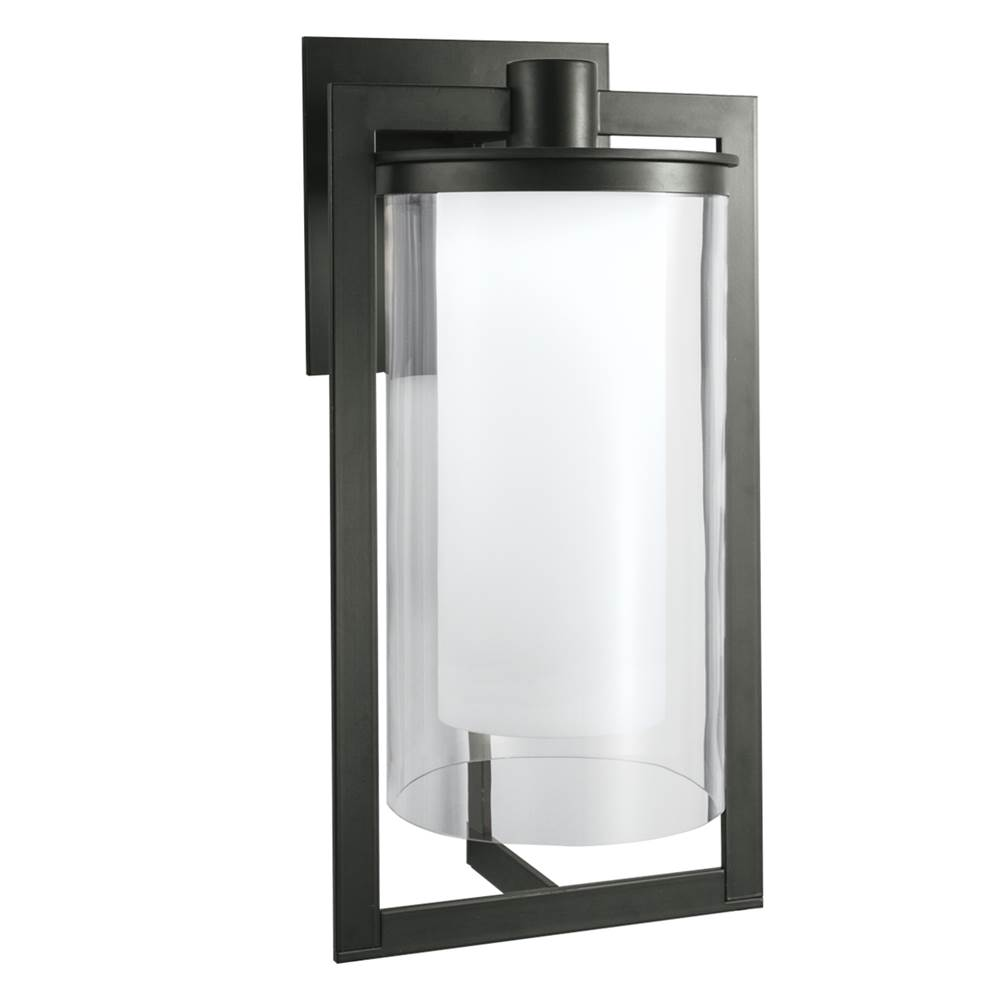 Norwell Wall Lanterns Outdoor Lights item 1182-BR-CL