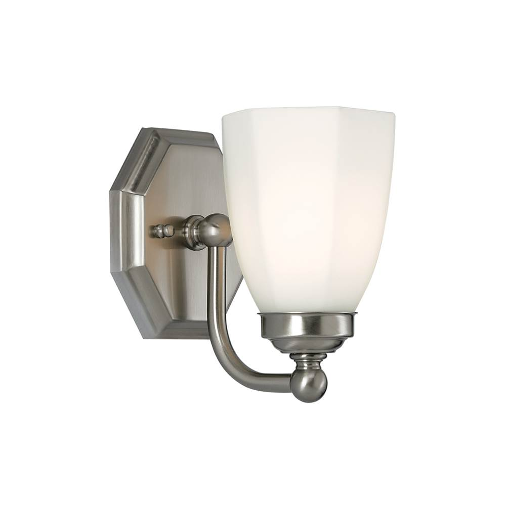 Norwell One Light Vanity Bathroom Lights item 8318-CH-HXO