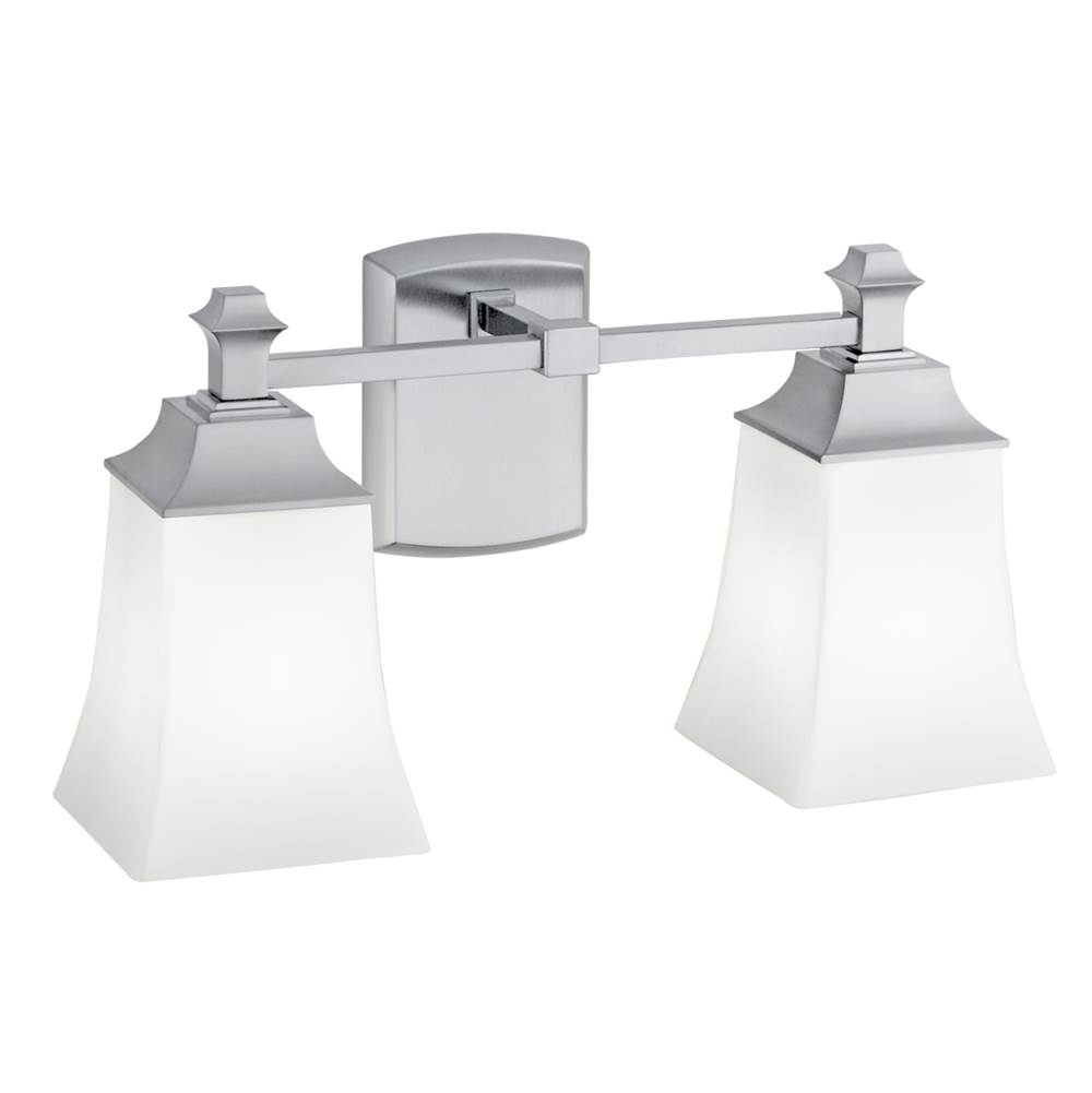Norwell Two Light Vanity Bathroom Lights item 9712-BN-SO