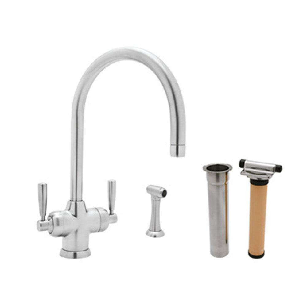 Rohl Deck Mount Kitchen Faucets item U.KIT1535LS-APC-2
