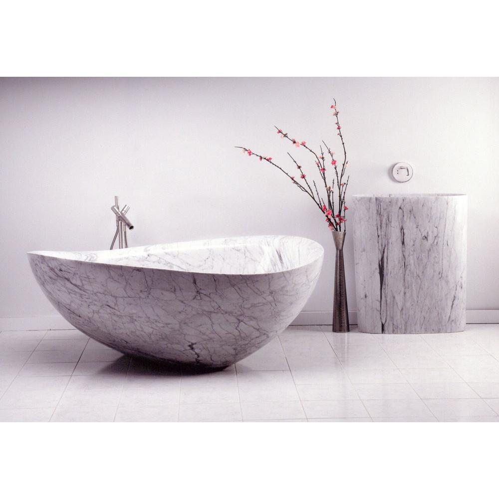 Stone Forest Free Standing Soaking Tubs item C46-68 SN