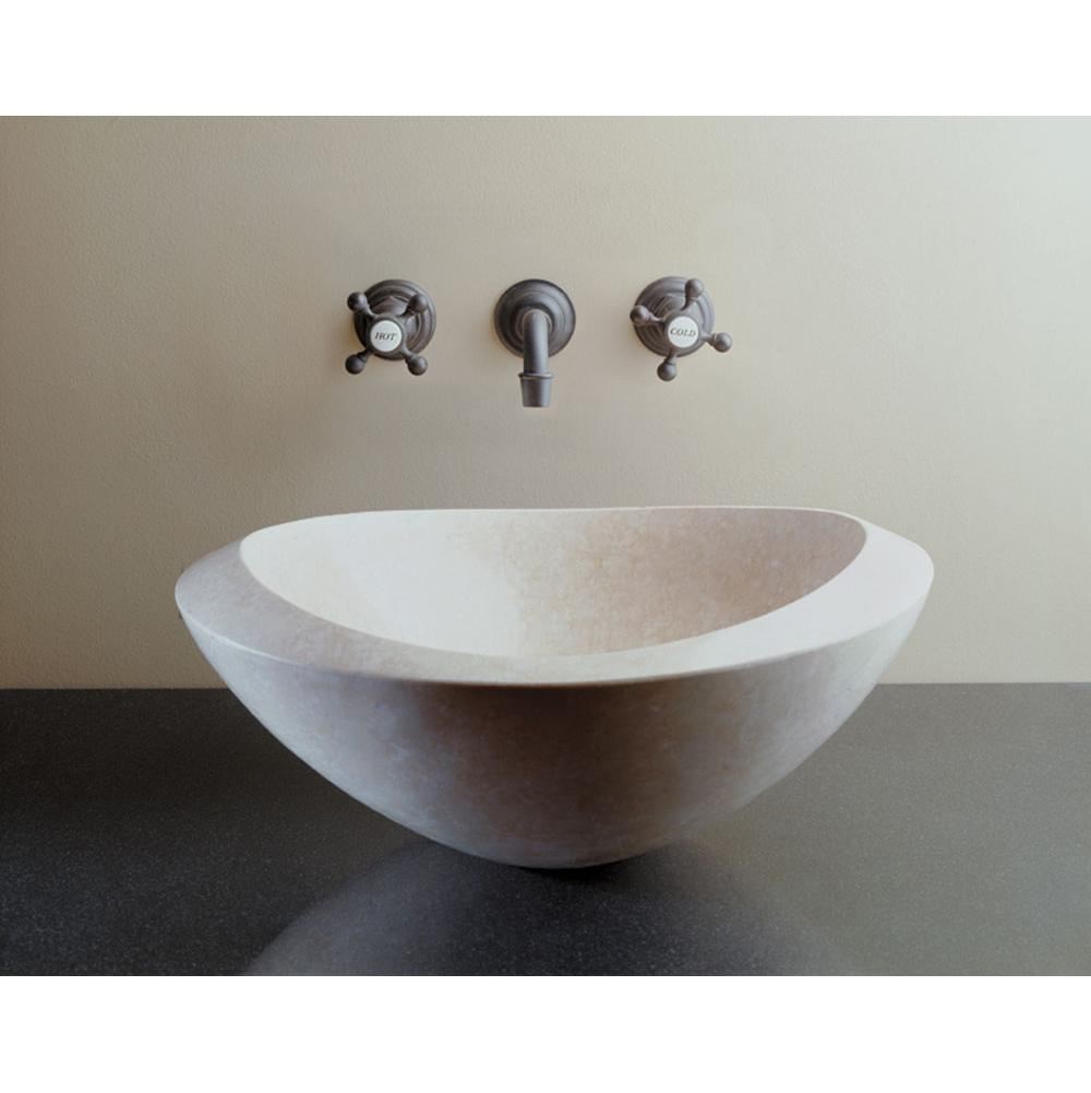 Stone Forest Vessel Bathroom Sinks item C51 PA