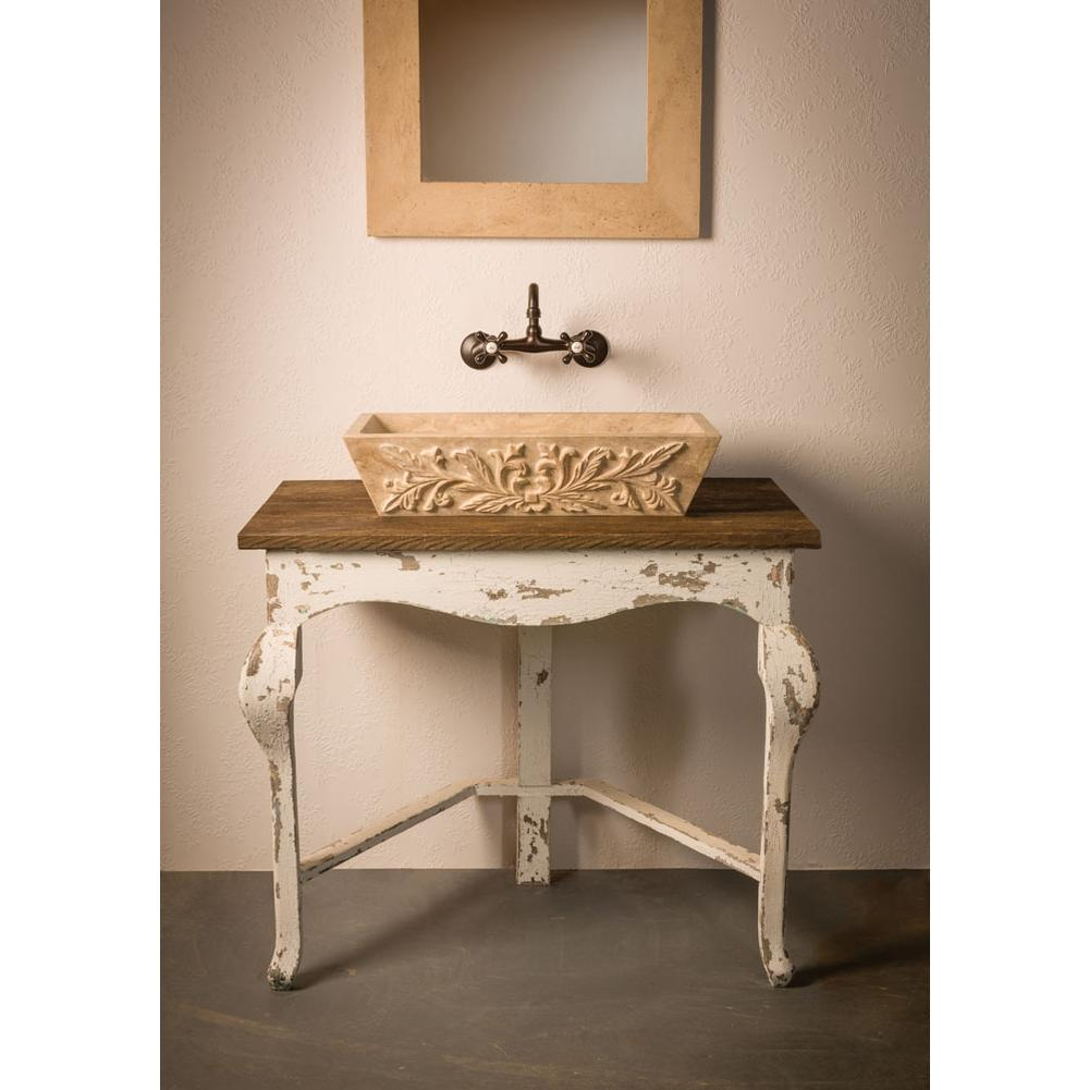 Stone Forest Vessel Bathroom Sinks item C58 TR