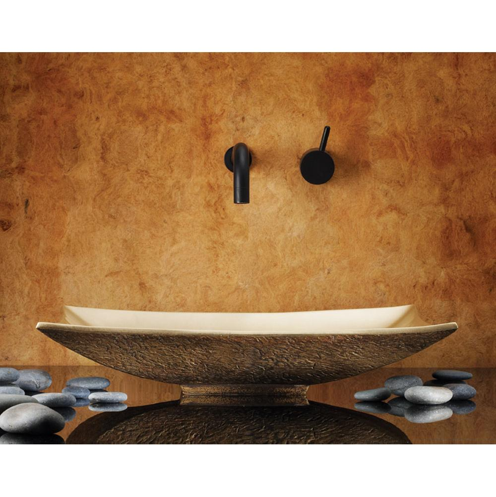 Stone Forest Vessel Bathroom Sinks item CP-09  GB
