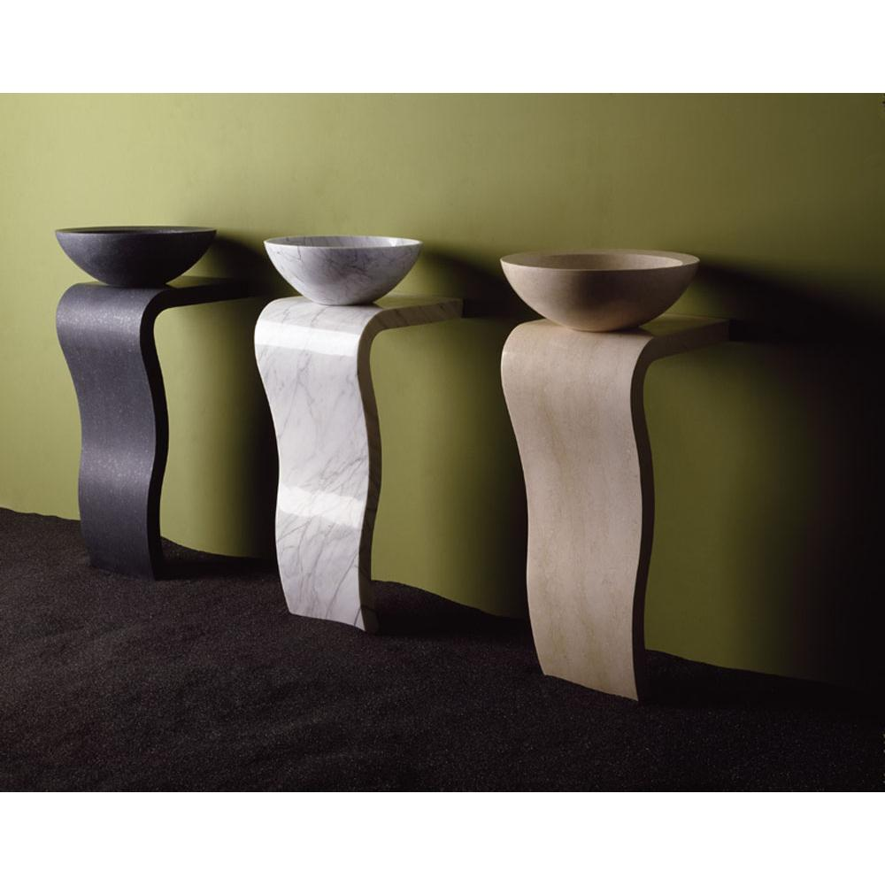 Stone Forest Complete Pedestal Bathroom Sinks item PS20 HB