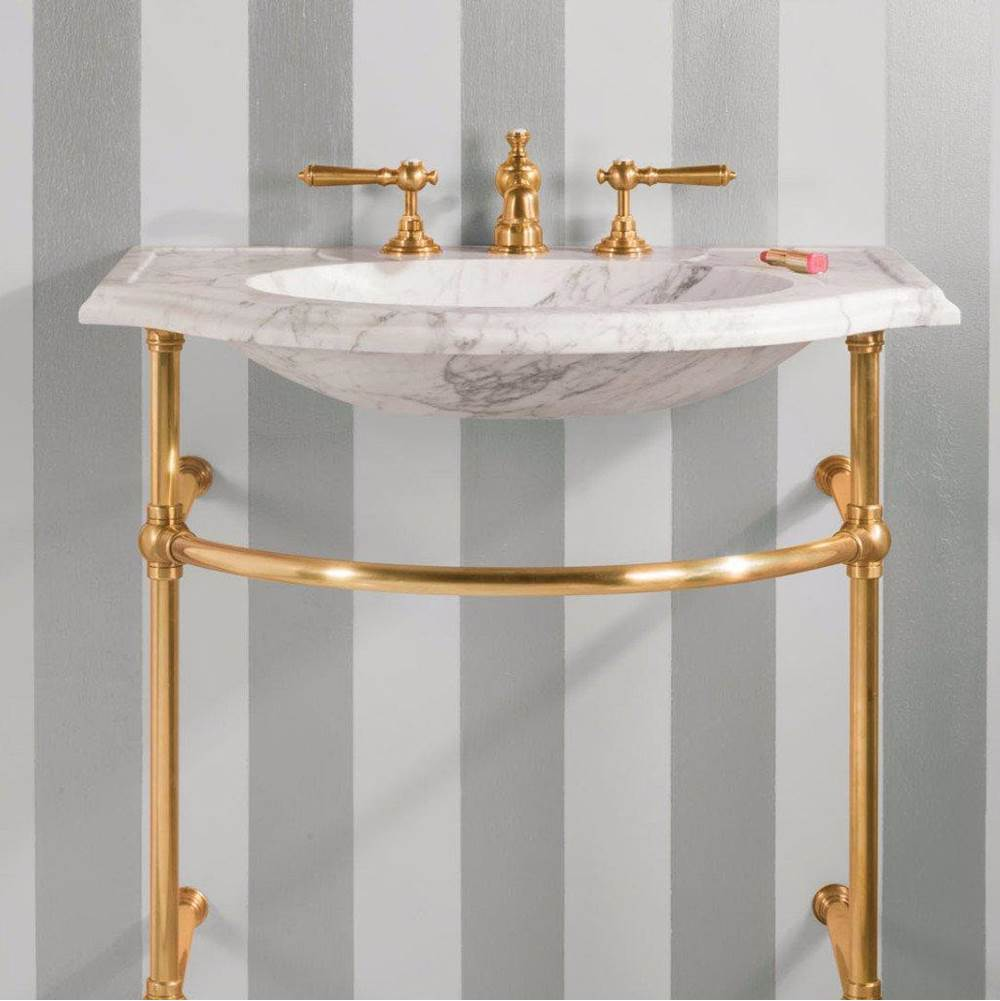 Stone Forest Consoles Only Lavatory Consoles item LS21REN PBUL