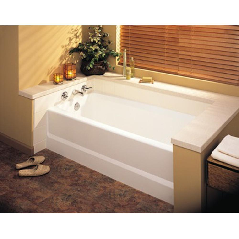 Swan Three Wall Alcove Soaking Tubs item BT03060LD.037